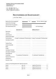 rechtsverbindliche Selbstauskunft - Sedlmayr-kgaa.de
