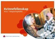 NKS' iNTEGRERiNGShEfTE - Norske Kvinners Sanitetsforening