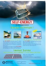 brochure Self Energy EGxx - Teleco