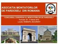 asociatia montatorilor de pardoseli din romania - Magazin Pardoseli