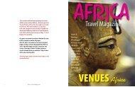 Travel Magazine - air highways - magazine of open skies, world ...