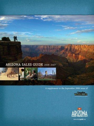 why arizona? - Canadian Traveller