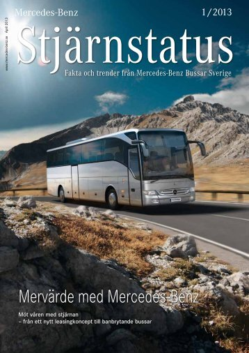 Download tidning (pdf) - Mercedes-Benz