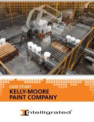 Study: Kelly-Moore Paint Company - Modern Materials Handling