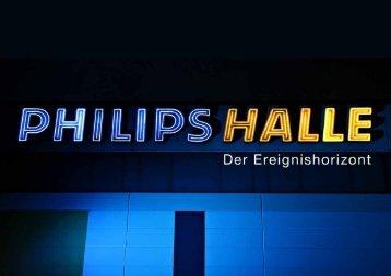 The PHILIPSHALLE - Mitsubishi Electric HALLE