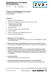 Protokoll 2005 - vlp-aspan
