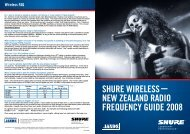 Do I need a license to operate a wireless microphone ... - Now Sound