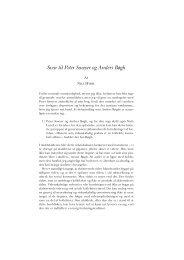 Svar til Peter Sawyer og Anders Bøgh - Historisk Tidsskrift
