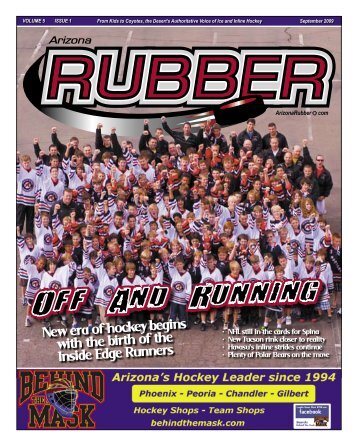 New era of hockey begins with the birth - Rubber Hockey Magazine