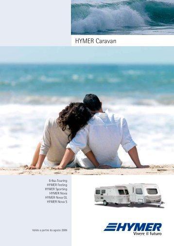 HYMER Caravan