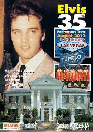 35th Elvis Tour - Arena Travel