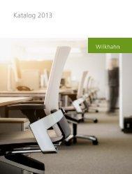Wilkhahn Büromöbel Katalog 2013