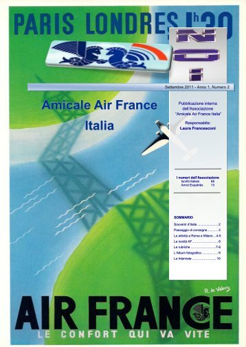 Amicale Air France Italia - Amicaleaf.it