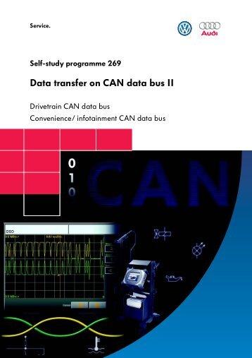ssp269 Data transfer on CAN data bus II - VolksPage.Net