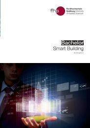 Info Broschüre Bachelor