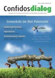 Confidosdialog Auszug Ziel Marktführerschaft durch KVP Andreas ...