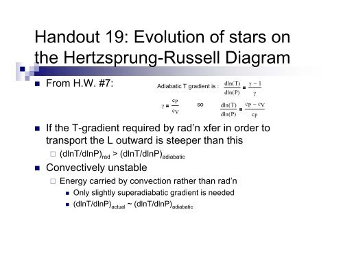 Handout 19: Evolution of stars on the Hertzsprung-Russell ... on horizontal branch, electron degeneracy pressure, red giant diagram, color–color diagram, blank hr diagram, simple hr diagram, rigel hr diagram, hayashi track, red clump, h-r diagram, protoplanetary nebula, hertzberg russell diagram,
