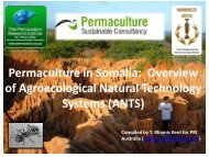 Overview of Agroecological Natural Technology Systems (ANTS)