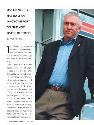 pgs. 14-21 - Exchange Magazine