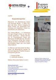 Druckversion dieser Seite (PDF Datei 123KB) - Miriam-Stiftung
