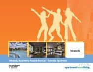 Mirabella Apartments Printable Brochure - Apartments For Rent