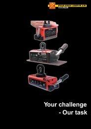 Your challenge - Our task - Fyns Kran Udstyr A/S