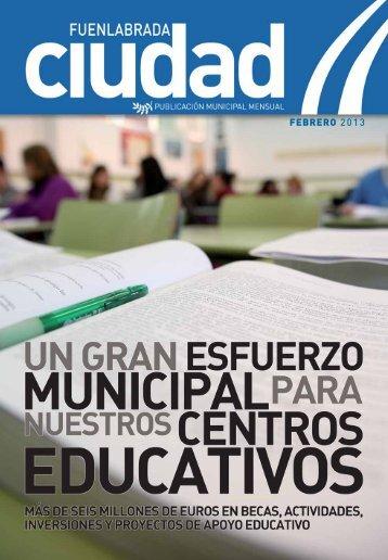 FEBRERO 2013 - Ayuntamiento de Fuenlabrada