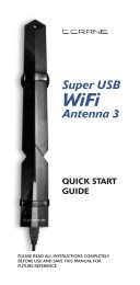 Super USB Antenna 3 - C. Crane Company