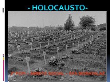 Holocausto - Recursos para PCPI