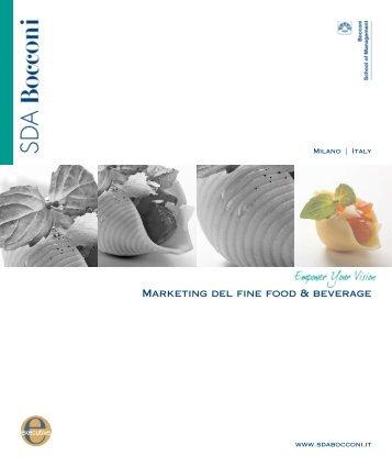 Marketing del fine food & beverage - NinjaMarketing