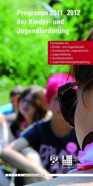 Programm 2011_2012 der Kinder- und ... - AfM Lichtenberg