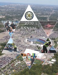 2010 Annual Report - Erie County