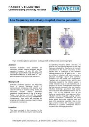 Low frequency inductively coupled plasma generation - H-IP-O