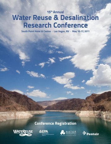 Water Reuse & Desalination Research Conference - WateReuse ...
