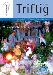 Triftig 2011-4 PDF - Dreieinigkeitskirche München Bogenhausen