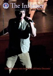 Chris Laugier cuts loose in California Dreamin' - the International ...