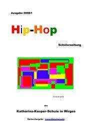 Hip-Hop – die Schülerzeitung der Katharina-Kasper-Schule