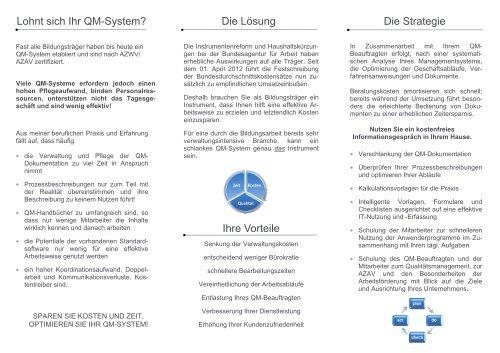 Download Flyer - Die AZAV-Beratung