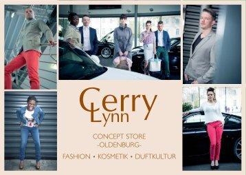 Magazin öffnen - Cerry Lynn
