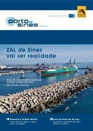 consultar ou descarregar aqui - Associação dos Portos de Portugal