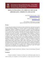 Mediação Pedagógica em Ambientes Virtuais - Portugues.seed.pr ...