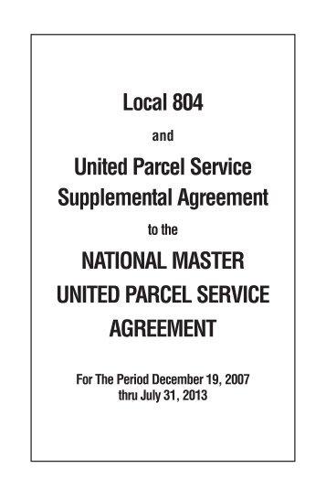 Third Supplemental Agency Agreement