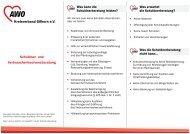 AWO - Arbeiterwohlfahrt - Kreisverband Gifhorn eV