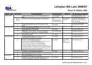 Aktueller Lehrplan zum Download hier! - Scheffel-Gymnasium Lahr