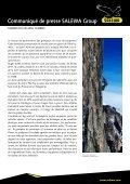 SALEWA lance un défi à la pesanteur - Page 2