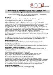 Protokoll HV 2012 - Cercle des Chefs de Cuisine St.Gallen ...