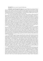 Leggi dichiarazione di voto - Roberto Bombarda