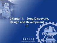 Chapter 1. Drug Discovery, Design and Development (I) - CC