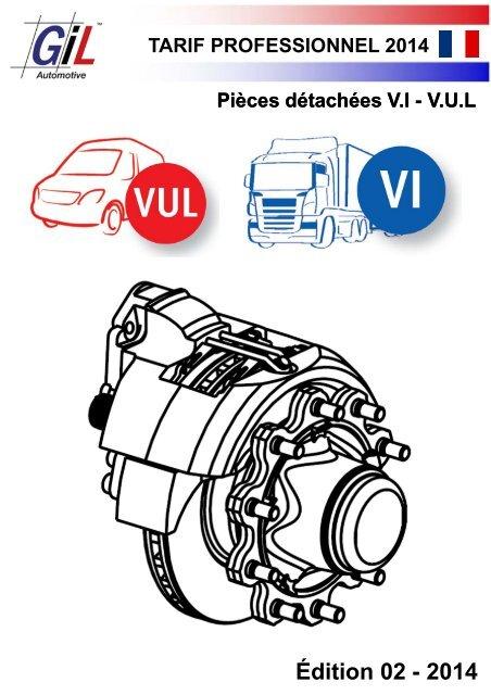 Kit Cylindres Frein Unimog 403 406 413 416 MB Trac 440 700 avec Maître Cylindre