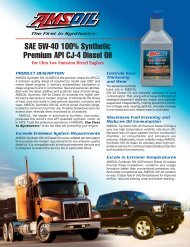 Synthetic 5W-40 Premium Diesel Oil - Goodoil4u.com
